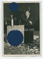 Wehrmacht Pressefoto. Wieder Wunschkonzert für die Wehrmacht.