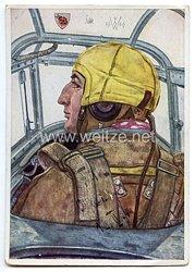 Luftwaffe - Originalunterschrift von Ritterkreuzträger Major Wolfgang Falck