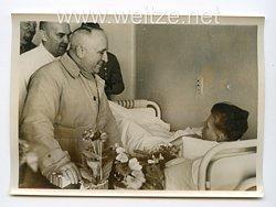 III. Reich Pressefoto. Reichsorganisationsleiter Dr. Ley 10.10.1940