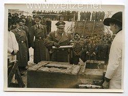 III. Reich Pressefoto. Für die Deutschen Arbeiten 15.1.1941