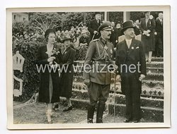 III. Reich Pressefoto. Große Parade am St. Georgstag in Sofia 11.5.1942