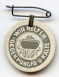 WHW - Reichsstrassensammlung Nr. 001c, Oktober 1933