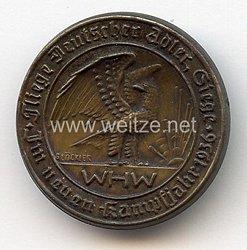 WHW - Gau 33 : Süd-Hannover-Braunschweig - 3. WHW 1935/36