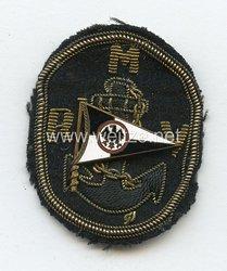 ReichsmarineMarine-Regatta Verein MRV Mützenabzeichen