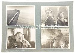 Luftwaffe - Fotokonvolut eines Angehörigen der leichten Flakabteilung 94
