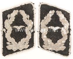 Luftwaffe Paar Kragenspiegel Major im Reichsluftfahrtministerium