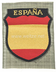 Wehrmacht Heer Ärmelschild für spanische Freiwillige der Blauen Division