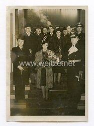 III. Reich Pressefoto. Neuer Rumänischer Gesandter in Berlin. 14.03.1941.