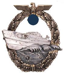 Kriegsmarine Schnellbootkriegsabzeichen mit Brillanten