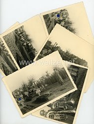 Wehrmacht Fotogruppe, Beerdigung eines Soldaten