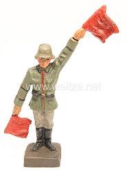 Lineol - Heer Soldat Winker stehend