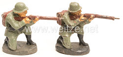 Duro - Heer 2 Soldaten kniend schießend