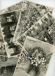 Luftwaffe Fotogruppe, Beerdigung eines Soldaten in Italien 3.6.1943