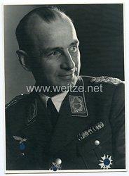 Luftwaffe Porträtfotos, Major mit Wiederholungsspange 1939 zum Eisernen Kreuz