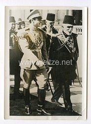 III. Reich Pressefoto. Ägyptische Prinzessin wird Iranische Kronprinzessin. 7.9.1939.