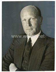 III.Reich Pressefoto, Dr. Draeger in das Propagandaministerium berufen 5.5.1933