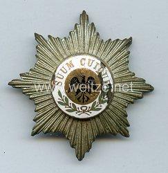 Preußen - Zivilabzeichen für ehemalige Angehörige der Preußischen Garde-Regimenter