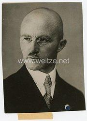 III.Reich Pressefoto, Der neue Landtagspräsident in Württemberg 20.5.1932