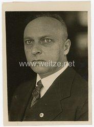 III.Reich Pressefoto, der neue Vorsitzende der deutschnationalen Reichstagsfraktion Schmidt 17.4.1933