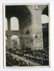 III. Reich Pressefoto. Die Deutsche Kundgebung in Rom. 5.5.1938.