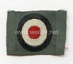 Wehrmacht Heer Schiffchenkokarde für Mannschaften