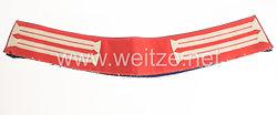 Preußen Kragen mit Kragenspiegel für Mannschaften im Garde-Grenadier-Regiment Nr. 2