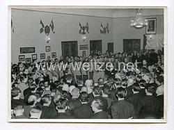 III. Reich Pressefoto.Besuch des Grafen Ciano in Belgrad.