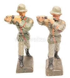 Lineol - Heer 2 Pfeifer marschierend