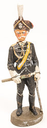 Elastolin - Generalfeldmarschall von Mackensen stehend