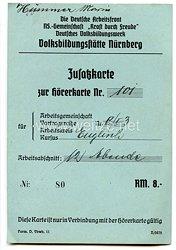 Die Deutsche Arbeitsfront - NSG