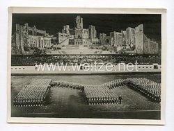 III. Reich Pressefoto. Die Zaubernacht im Forum Mussolini: