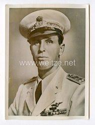 III. Reich Pressefoto. Herzog von Aosta. 4.3.1942.