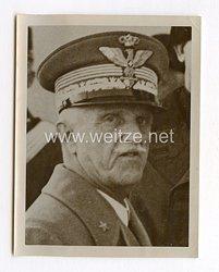 III. Reich Pressefoto. Italien kämpft Schulter an Schulter mit Deutschland. 10.6.1940.