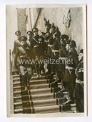 III. Reich Pressefoto. Die Feiern zum 17. Jahrestag des Marsches auf Rom. 31.10.1939.