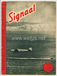 """Signal - Sonderausgabe der """" Berliner Illustrierten Zeitung """" - Jahrgang 1940 Heft Nr. H 13 ( holländisch )"""