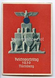 III. Reich - farbige Propaganda-Postkarte -