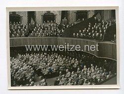 III. Reich Pressefoto. Reichstagssitzung. 4.5.1941.