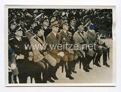 III. Reich Pressefoto. Während der Deutschen Kundgebung in der Basilica Maxentius. 4.5.1938.