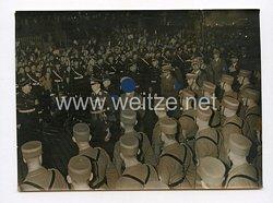 III. Reich Pressefoto. Der Führer wieder in Berlin. 10.5.1938.