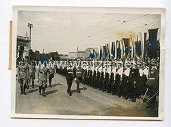 III. Reich Pressefoto. Ankunft des Prinzregent Paul von Jugoslawischen in Berlin. 1.6.1939.