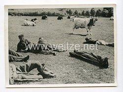 III. Reich Pressefoto. Dienstfrei. 9.7.1940.