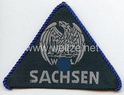 Werkluftschutz Sachsen Ärmelabzeichen.