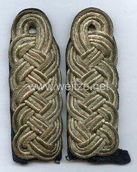 Kriegsmarine Paar Schulterstücke für einen Korvettenkapitän