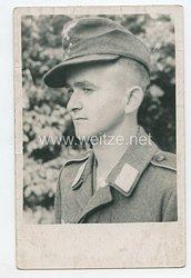 Luftwaffe Foto, Angehöriger der Division Hermann Göring