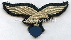 Luftwaffe Mützenadler für Angehörige der Fallschirm-Panzer-Division Hermann Göring