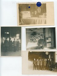 Fotokonvolut eines Angehöriger der Reichsbahn in Sterkrade in Nordrhein - Westphalen