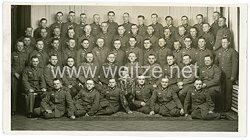 Wehrmacht Heer Gruppenfoto