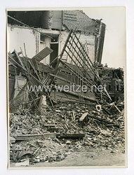 Pressefoto, BesetzungFrankreichs1940: Mons.