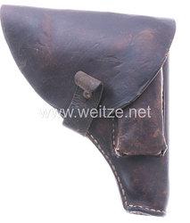 1. Weltkrieg kleine Pistolentasche für eine Ersatz-/Offizierspistole