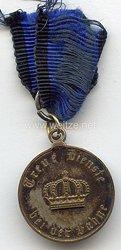 Preussen Dienstauszeichnung 3. Klasse für 9 Jahre - Miniatur